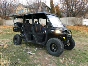 Looking for can am defender max hd10s