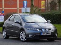 Honda Civic 1.8 i-VTEC 2010 ES +PAN ROOF + FULL HONDA SERV HISTORY +2 KEYS