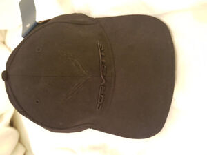 ●CORVETTE HAT BLACK SUEDE BRAND NEW●