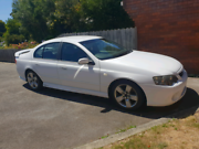 2007 BF XR6 Turbo Prospect Vale Meander Valley Preview