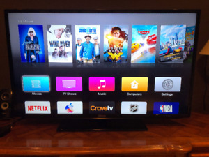 "46"" Samsung LED TV 1080p Used - In great condition"