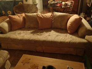 Kroehler sofa and love seat