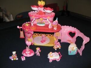 Zelfs - little pony - pouliche - polly pocket