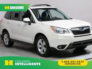 2014 Subaru Forester I LIMITED A/C TOIT MAGS BLUETOOTH CAMERA RE