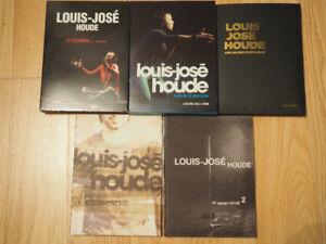 DVD de Louis-José Houde