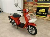 1982 Honda Melody 50cc TIME WARP