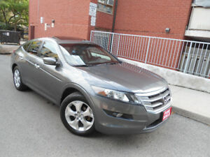 2011 HONDA ACCORD CROSSTOUR EX-L V6 4WD ,HONDA NAVIGATION,ALLOYS