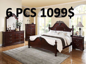 QUEEN SIZE BEDROOM SET FOR 599$!!!!WOW!!!!!!!!!!!!!!