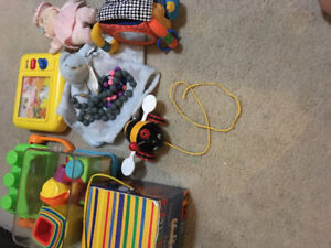 Multiple toys/take all for $10