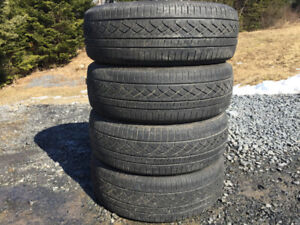 Four Hercules 195/65R15 Summer Tires