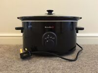 Breville VTP105 Black 4.5 L Slow Cooker