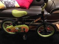 """Apollo Claws bike 14"""""""