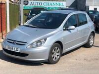 2004 Peugeot 307 1.6 HDi SE 5dr