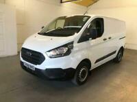 2018 Ford Transit Custom 2.0 300 EcoBlue L1 H1 EU6 5dr