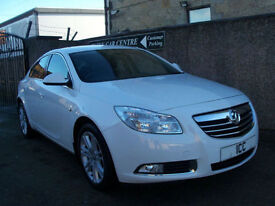 09 59 VAUXHALL INSIGNIA 1.8 16V VVT EXCLUSIV 5DR ALLOYS AIRCON CRUISE LOW MILES