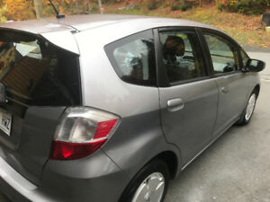 2009 Honda Fit 215000km negociable