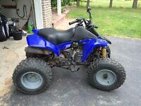 2007 kazuma dingo 150 cc