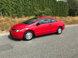 2008 Honda Civic DXG Coupe (2 door)