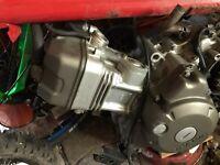cbr 125 engine