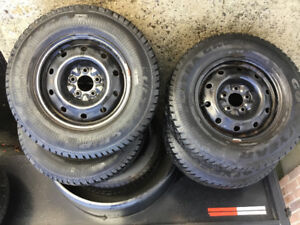 GoodYear Ultra Grip Snow Tires
