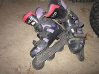 patin à roue aligné