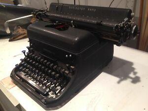 Remington Rand Doehler 2-41024 Typewriter Edmonton Edmonton Area image 5