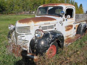 1947 Dodge Half Ton Pick Up Truck