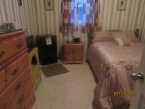 2 rooms for rent in private home in Parrsboro, N.S.