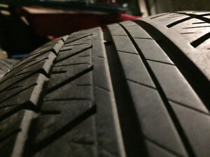 3 pneus 225/65r17 MotoMaster AWII Tire all season