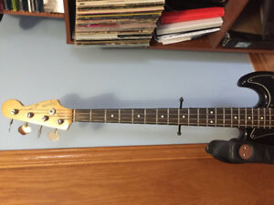 1985 Japanese Fender Jazz Bass