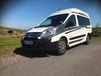 Citroen Dispatch 2.0HDI Globetrotter 2 Berth Motorhome Camper 2014 NO VAT PX