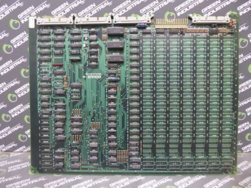 USED Gould AS-506P-004 Control Board Rev. C14
