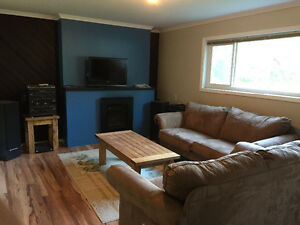 Basement suite for rent $850