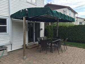 Gazebo buy or sell patio garden furniture in ottawa for Outdoor furniture kijiji