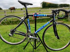 DOLAN Full Carbon Road Bike 52cm MEDIUM racing bicycle cube trek fibre