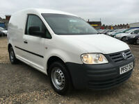 2008 57 Volkswagen Caddy 2.0SDI PD ( 69PS ) C20 **122k miles HISTORY**