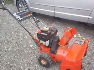 Snowblower's for Sale + Service and Repairs Stratford Kitchener Area image 4