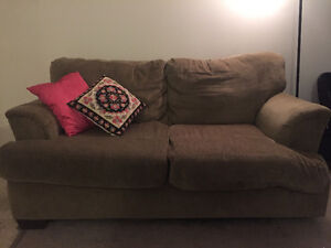 Comfortable Couch - Needs to go by Friday!