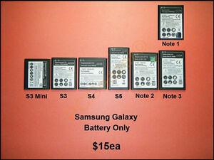 Samsung Galaxy.... Battery & External Charger Kits