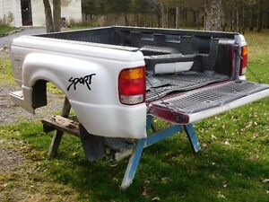 FORD RANGER STEP SIDE BOX