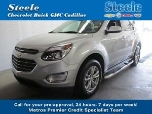 2017 Chevrolet EQUINOX LT AWD Only 11K !!!
