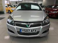 2007 Vauxhall Astra 1.6T 16v SRi-2Former Keepers-7 Service Stamps-MP3 CD-Towbar