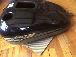 2007 HD TC ST FatBoy Gas Tank