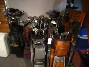 ENTIRE STOCK OF Used GOLF SETS, BAGS,CARTS ETC. ETC. !!!!! London Ontario image 7