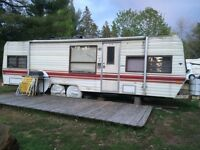 Travel trailer for free