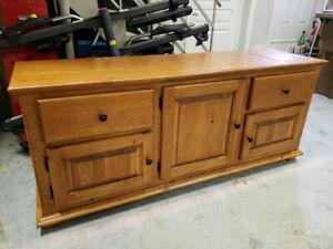 Meubles de bureau en bois, excellente condition