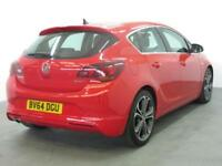 POOR CREDIT? NEED A CAR? Vauxhall Astra 2.0 CDTi Tech Line GT 14- 2014 (Diesel)