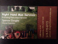 Right Hand Man Services