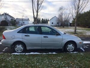 2002 Ford Focus Berline Lac-Saint-Jean Saguenay-Lac-Saint-Jean image 2