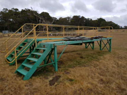 2 industrial sized ramps East Fremantle Fremantle Area Preview